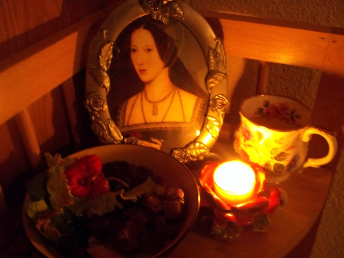 Queen Anne's Day offerings