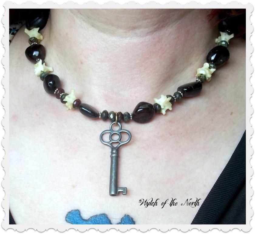 Gunnlod necklace