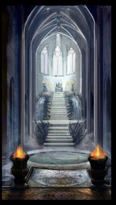Odin__s_Throne_by_BurningBrushGallery on DeviantArt