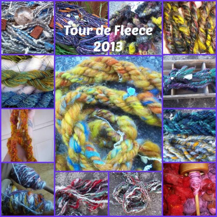 Tour de Fleece 2013